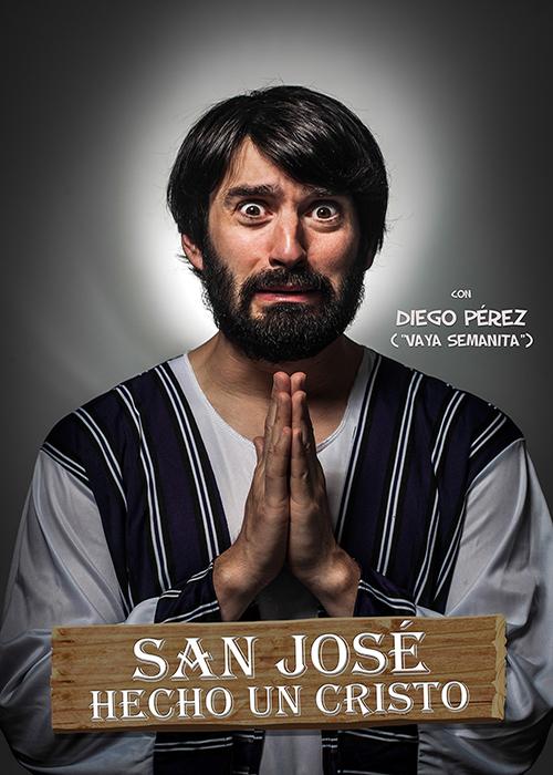 San José, hecho un cristo