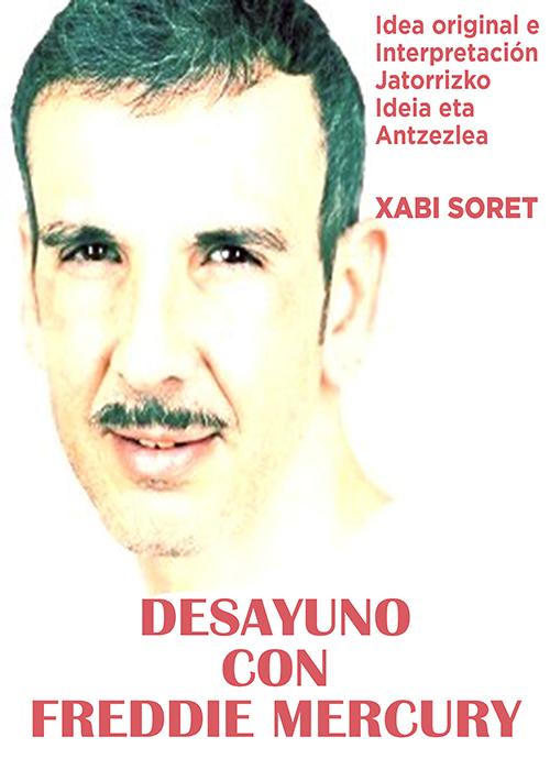 DESAYUNO CON FREDDIE MERCURY (estreno)