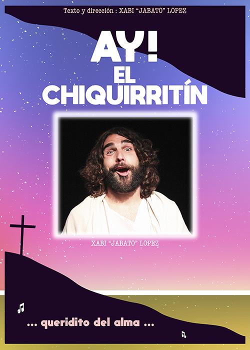 AY! EL CHIQUIRRITIN