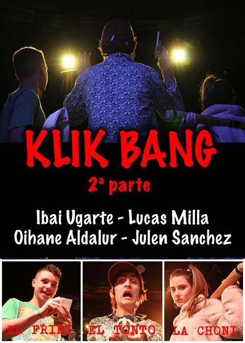 KLIK  BANG  (2.  ZATIA)