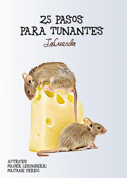 25 PASOS PARA TUNANTES (ESTRENO)