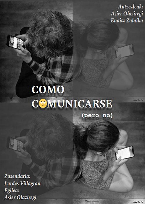 COMO COMUNICARSE (PERO NO)