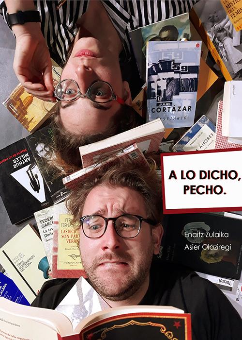 A LO DICHO PECHO (ESTREINALDIA)