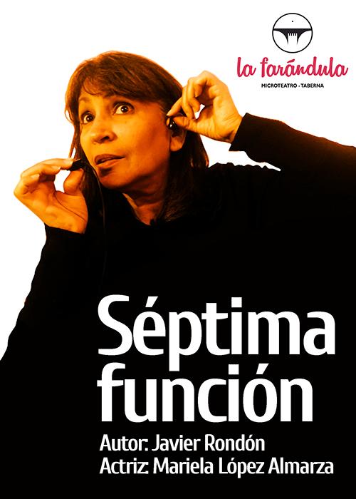 SÉPTIMA FUNCIÓN (ESTREINALDIA)