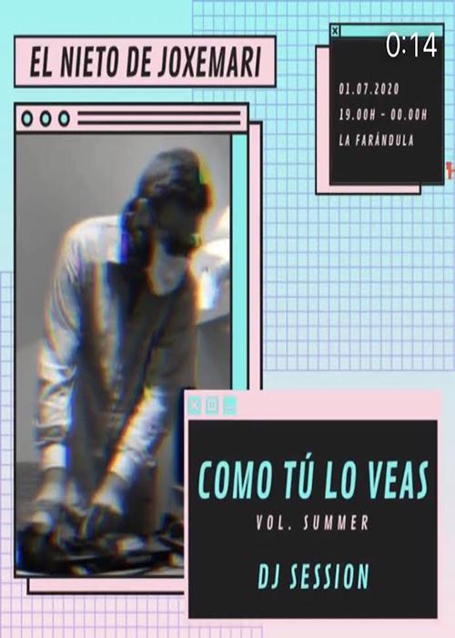 EL NIETO DE JOXEMARI DJa