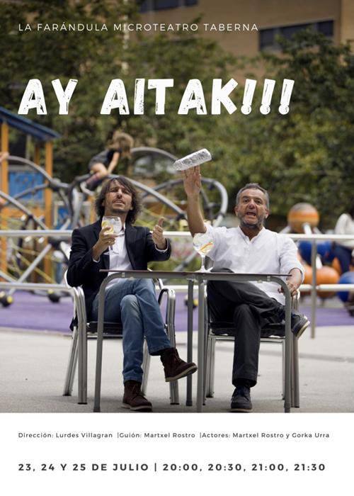 AY AITAK!!! (ESTREINALDIA)